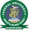 Federal University Ndufu Alike Ikwo